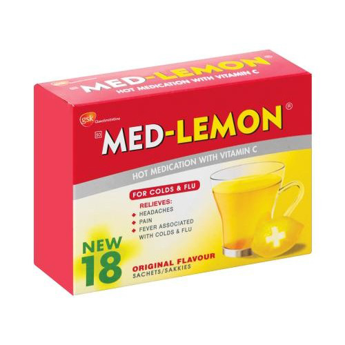 Med-Lemon Powder