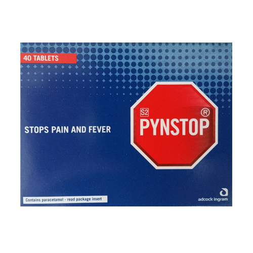 Pynstop 40s